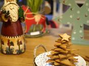 Sapin Noël Petits Sablés canelle-vanille