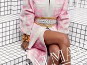 Rihanna nouveau visage maison Balmain