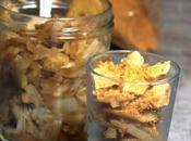[Idée fêtes] Verrines gourmandes pommes, oignons, foie gras
