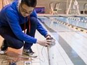 L'énergie vagues… piscine