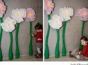 mariage fleurs papier