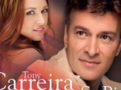 Tony Carreira Natasha St-Pier pour envoutant découvrir
