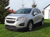 Essai routier: Chevrolet Trax 2013
