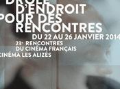 janvier 2013, Festival cinéma Drôle d'Endroit Alizés (Bron)