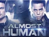 ALMOST HUMAN Bromance Blade Runnerienne