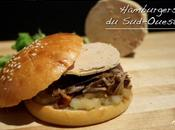 Hamburgers Sud-Ouest, foie gras, oignons canard confits