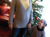 tunique (taille pour maman, identique celle fille