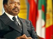 CAMEROUN FRANCE. gri-gri Paul Biya libère père Georges Vandenbeusch
