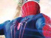 Amazing Spider-Man nouvelles images scènes Times Square