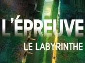 L'épreuve tome labyrinthe, James Dashner