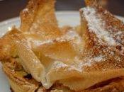 Tartelettes poires marrons