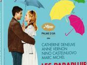 Critique blu-ray: parapluies cherbourg
