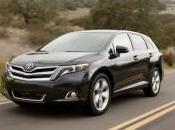 Toyota Venza 2014 question statistique