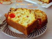 Cake fruits confits (recette facile)