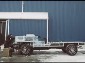 Chevrolet construit avec glace