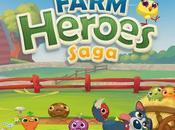 Farm Heroes Saga disponible mobile