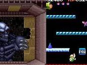 Console Virtuelle Mario Bros Contra