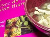 """Dtom (soupe thaïlandaise poulet acide """"doucement"""" pimentée citronnelle)"""