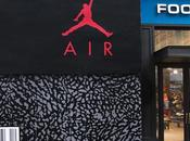 marque Jordan s'offre premier magasin York