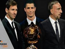 Ballon d'Or, enfin!