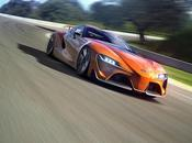Concept Toyota FT-1 exclusivité Gran Turismo demain