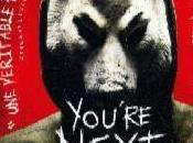 You're next slasher movie fait buzz