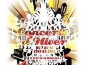 concerts d'hiver gratuits mairie