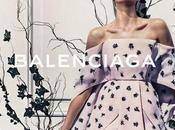 Daria Werbowy rafle avec Mango campagne Balenciaga...