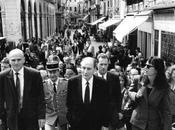 escapades François Mitterrand Venise avec artiste