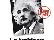 trahison d'Einstein Eric-Emmanuel Schmitt