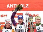 [Presse] Biathlon: jour gloire arrivé pour Bescond Antholz