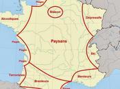 Carte France Français