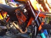 Motos KTM,