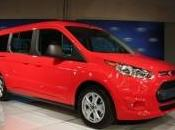 Nissan NV200 Ford Transit Connect 2014 Match comparatif