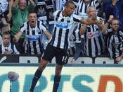Newcastle trois buts Frenchies