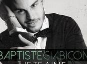 Baptiste Giabiconi offre quelques secondes nouveau clip pour single, Aime
