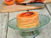 Gateau crêpes d'épeautre l'orange sanguine Battle food