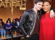 Somerhalder dans Queen Latifah Show