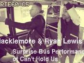 Concert surprise dans Macklemore Can't Hold #buzz