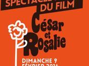 L'amour toutes lettres joue César Rosalie
