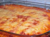 Cannelloni ricotta épinards gratin