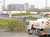 vert pour Total usine pétrochimique Mongolie intérieure