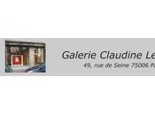 Galerie Claudine LEGRAND Exposition Patrick NAGGAR peintures AGNES sculptures