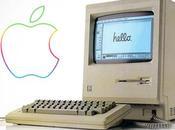 Apple ligne site pour fêter Macintosh