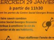 Creil, plateau Rouher, mobilisons-nous pour social Centre Georges Brassens