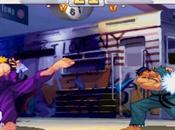 Street Fighter Strike parry gagné