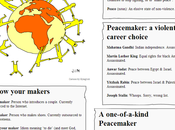 Word Month (DECEMBER 2013) Peacemaker