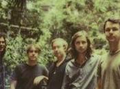 Sleepy Sun, groupe originaire Francisco rock franc soignée. cinq...