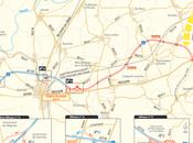 Projet d'élargissement l'A71 voies niveau Gannat