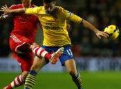 Premier League Arsenal freiné Southampton